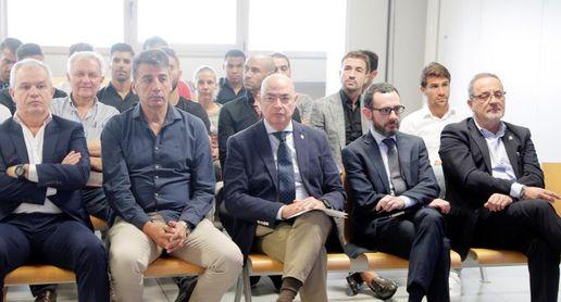 La Audiencia Provincial confirma que no hubo amaño en el Levante-Zaragoza