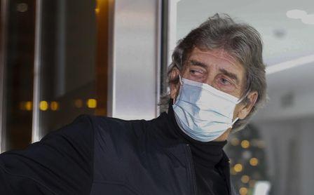 """Pellegrini, """"sin temor"""" sobre su futuro: """"El equipo está vivo y tiene espíritu"""""""