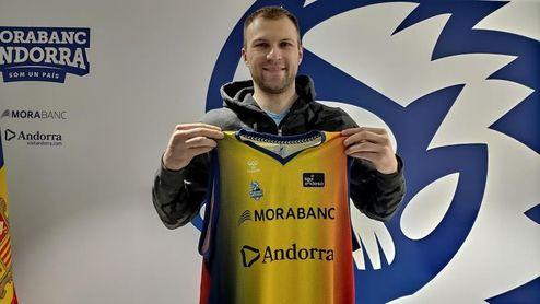 El MoraBanc Andorra ficha al pívot bielorruso Artsiom Parakhouski