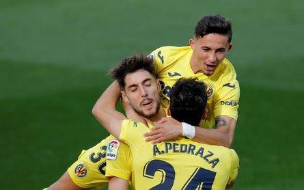 2-1. El Villarreal se llevó un partido de alternativas
