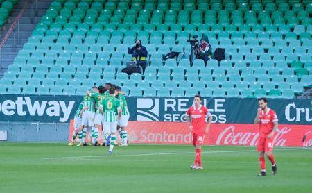 Real Betis-Sevilla FC (1-1): Bono impide una remontada que justificaba las sensaciones