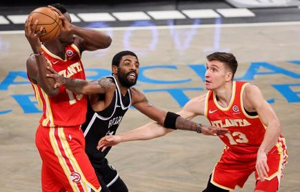 Atlanta Hawks at Brooklyn Nets