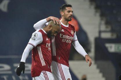 El Arsenal prosigue su remontada