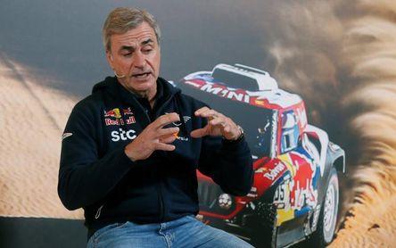 Carlos Sáinz dice estar motivado para una cuarta victoria en el Dakar
