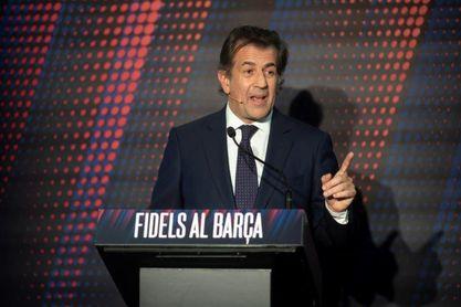 """Freixa: """"Emitir bonos es la mejor manera de convertir el Barça en una SAD"""""""