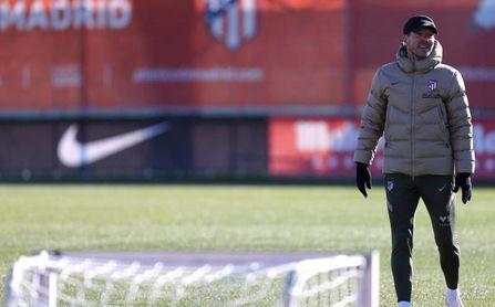 "Simeone: ""Estamos valorando si traemos a alguien o no"""