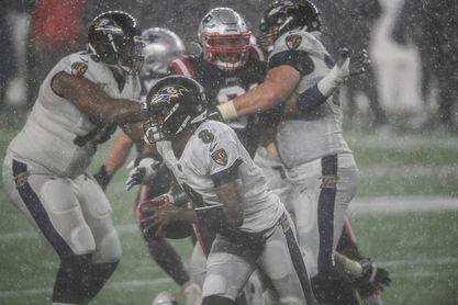 3-38. Jackson da a los Ravens el paso a la postemporada