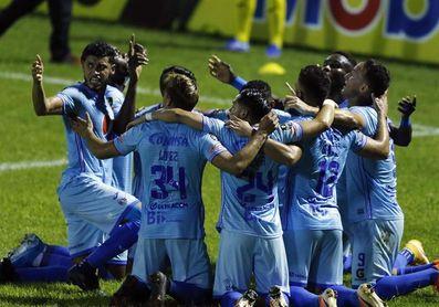 Motagua y Olimpia definirán rival de Marathón en final del Apertura hondureño