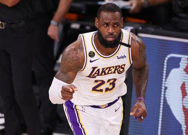 92-94. James y Davis se encargan de darle a Lakers el cuarto triunfo seguido