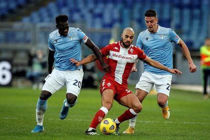 Caicedo e Immobile reactivan al Lazio