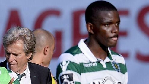 Jorge Jesus, ahora en el Benfica, adiestró a Carvalho en el Sporting.