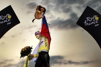 """Pogacar: """"Ganar en Valencia fue la mejor manera de empezar el 2020"""""""