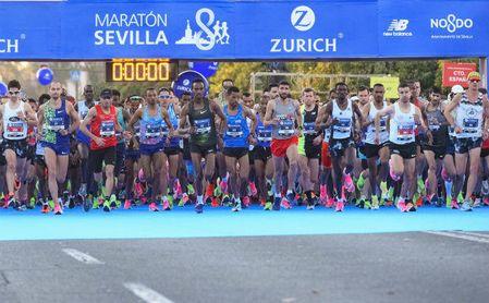 El Ayuntamiento programa el inicio del calendario de grandes eventos deportivos del IMD; la Nocturna y la Maratón, para el último trimestre.