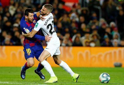 El Barcelona pone a prueba su progresión