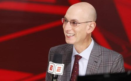El comisionado Adam Silver ve a Seattle como próxima franquicia de la NBA.