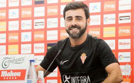 """Gallego (Sporting), contento por el emparejamiento ante el Betis: """"Un grande del fútbol español""""."""