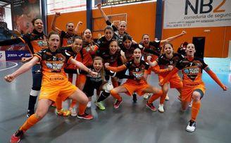 2-0. Peque da al Burela la Supercopa de España ante el Poio.