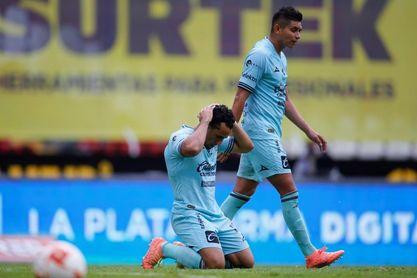 3-2. El brasileño Sanvezzo le da la victoria al Mazatlán sobre el Necaxa