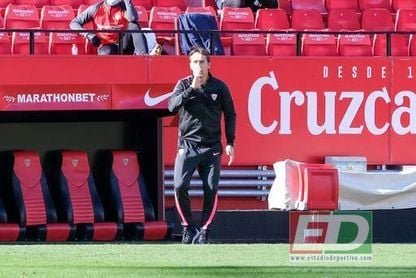 """Lopetegui, sobre los errores, la """"mentalidad"""" del equipo y su 'queja' pensando en el Atlético"""