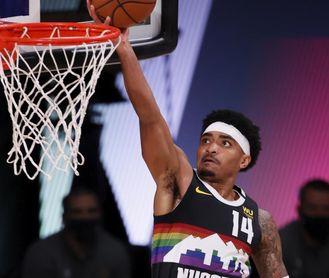 103-115. Harris lidera triunfo cómodo de Nuggets ante Sixers, sin titulares