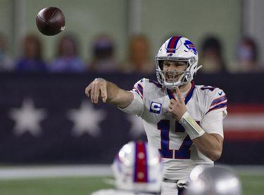 27-24. Allen y Hyde dan a Bills primer triunfo de playoffs en 25 años