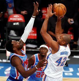 116-129. Gilgeous-Alexander y Thunder pueden con doble-doble de Durant