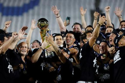La FIFA felicita al Olimpia por conquistar el torneo Clausura de fútbol en Paraguay