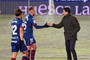 Míchel Sánchez es cesado en la SD Huesca