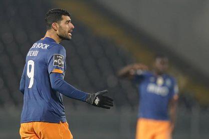 El iraní Mehdi Taremi, mejor delantero de la Liga Portugal en diciembre