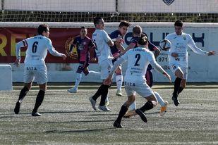 1-4. El Valladolid, con doblete de Roque Mesa, elimina a la Peña en la prórroga