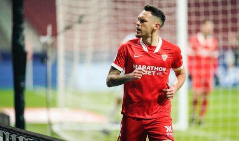 Leganés 0-1 Sevilla FC: Ocampos... y a seguir soñando