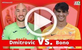 ´Creo que a la larga Dmitrovic será el portero titular del Sevilla´.