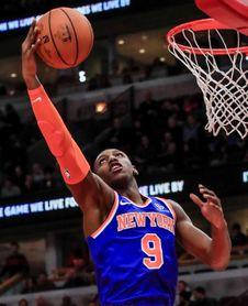 75-105. Los Knicks ponen fin a una racha de cinco derrotas seguidas