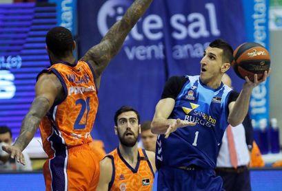 78-83. El Valencia Basket se impone base de triples