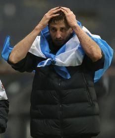 David Abraham, adiós al Eintracht y vuelta a Argentina