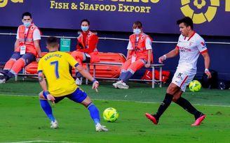 El Cádiz no conoce la victoria en diecinueve visitas oficiales al Sevilla