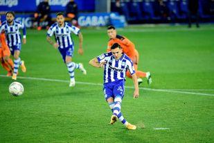 Lucas Pérez, disponible para recibir al Real Madrid