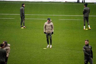 """Simeone sobre su futuro: """"No hay nada que informar, estoy feliz donde estoy"""""""