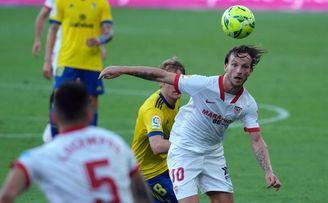 Sevilla FC-Cádiz: horario, TV y dónde ver online.