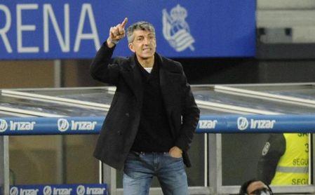 """Alguacil: """"Los dos partidos ante el Betis van a ser diferentes""""."""