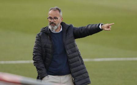 """Cervera: """"El Sevilla es muy bueno porque ataca y defiende bien""""."""