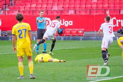 Sergi Gómez, el brazalete de capitán y la acción ensayada del 2-0