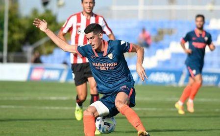Carlos Fernández se incorpora este domingo al trabajo con la Real Sociedad; ¿debut ante el Betis?