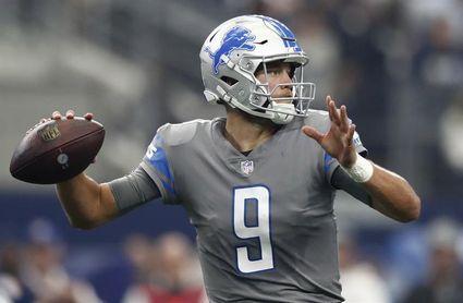 Stafford podría no regresar con los Lions