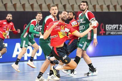 36-28. España vence a una descafeinada Hungría y jugará en cuartos con Noruega