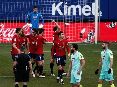 El Granada ha encajado 8 goles más que a estas alturas hace una temporada