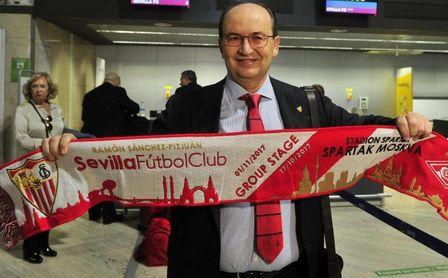 """Castro: """"La llegada del Papu al Sevilla genera ilusión para lo que queda temporada"""""""