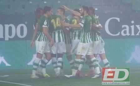 Real Betis-Real Sociedad (3-1): A cuartos por el de siempre y el de casi nunca