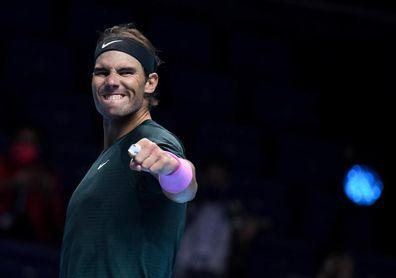 Nadal: ?El reto más ilusionante sería conseguir 21 Grand Slams?