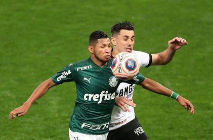 Diez jugadores del Corinthians dan positivo por coronavirus